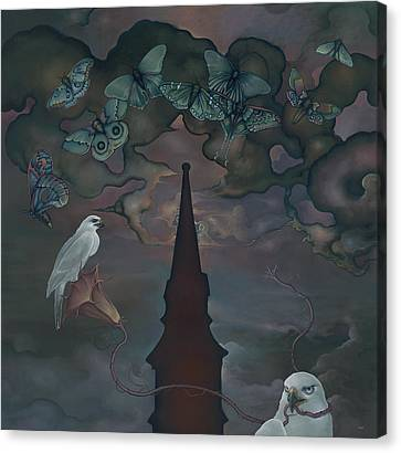 Mother Emanuel Canvas Print by Andrew Batcheller