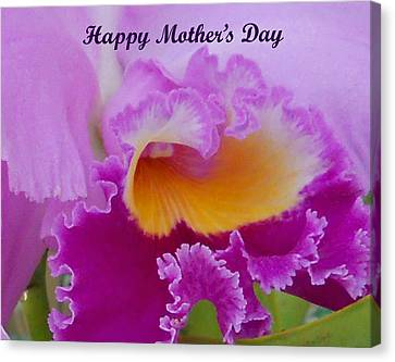 Botanical Canvas Print - Mothers Day by Aimee L Maher Photography and Art Visit ALMGallerydotcom
