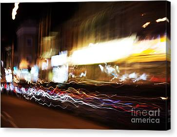 Motion 6145 Canvas Print