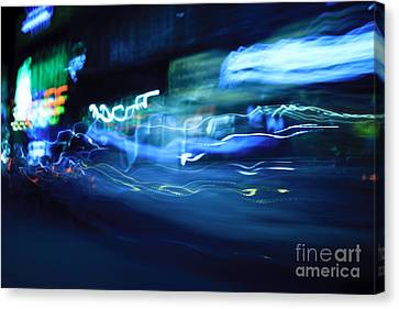 Motion 6154 Canvas Print