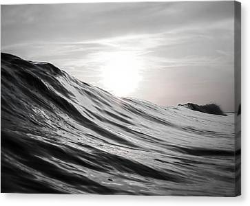 Motion Of Water Canvas Print by Nicklas Gustafsson