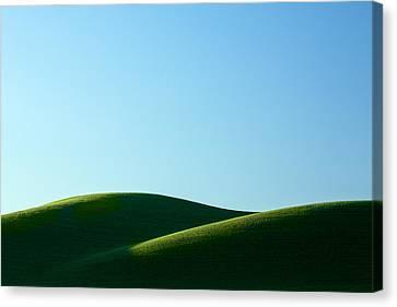 Mounds Canvas Print by Todd Klassy