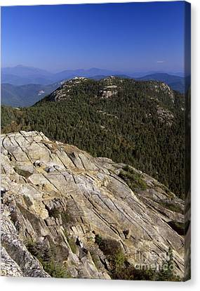Mount Chocorua - White Mountains New Hampshire Usa Canvas Print by Erin Paul Donovan