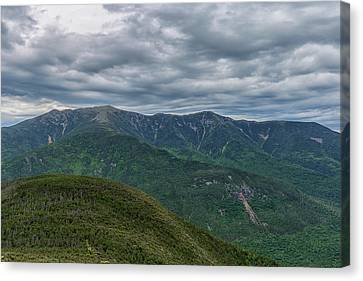 Mount Lafayette Canvas Print