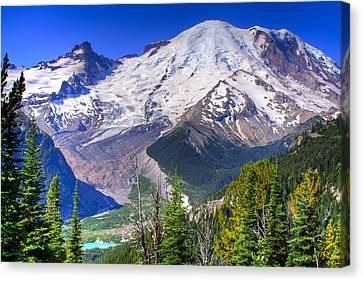 Mount Rainier IIi Canvas Print