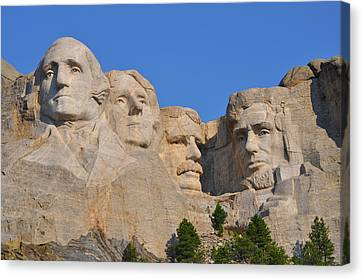 Mount Rushmore-1 Canvas Print