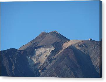 Mount Teide Canvas Print by George Leask