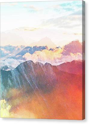 Mountain Glory Canvas Print