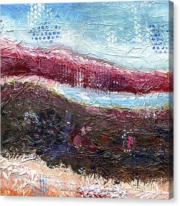 Canvas Print - Mountain Lake by Kim Niles
