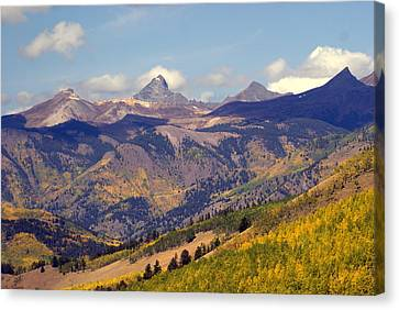 Mountain Splendor 2 Canvas Print by Marty Koch