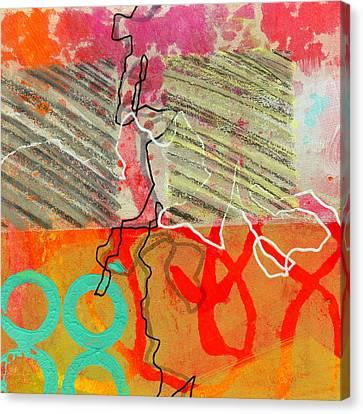 Moving Through 7 Canvas Print by Jane Davies