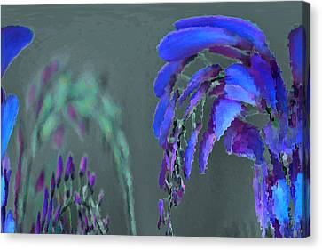 Mprints - Wisteria Canvas Print