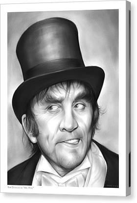 Mr Hyde Canvas Print