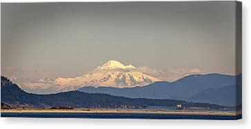 Mt Baker  Canvas Print by Klaus Bohn