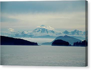 Mt. Baker Washington Canvas Print