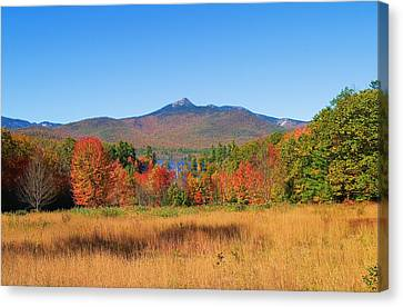 Mt. Chocorua Autumn 2 Horizontal Canvas Print