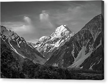 Mt Cook Wilderness Canvas Print
