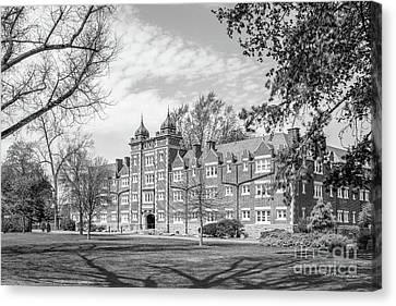 Muhlenberg College East Hall Canvas Print