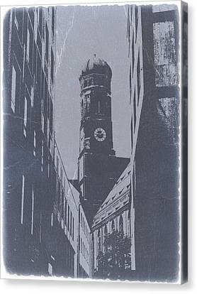 Munich Frauenkirche Canvas Print