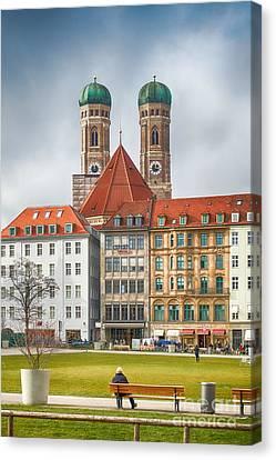 Munich Impression IIi Canvas Print
