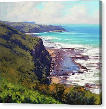 Munmorah State Conservation Area Canvas Print
