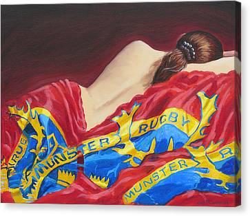 Munster Dreams Canvas Print by Tomas OMaoldomhnaigh