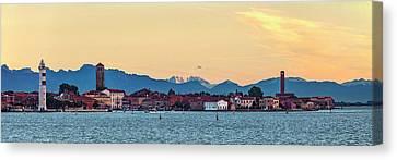 Canvas Print - Murano Sunrise by Art Ferrier