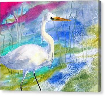 Murphy Canvas Print by Yael Eylat-Tanaka