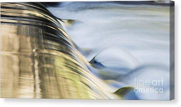 Canvas Print featuring the photograph Murrumbidgee River by Angela DeFrias