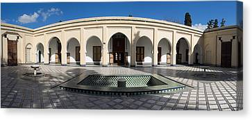 Musee Du Batha Built By Sultan Hassan I Canvas Print