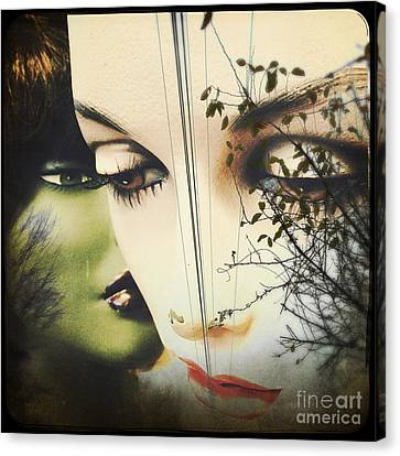 Muses Canvas Print