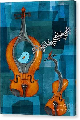 Musiko Canvas Print