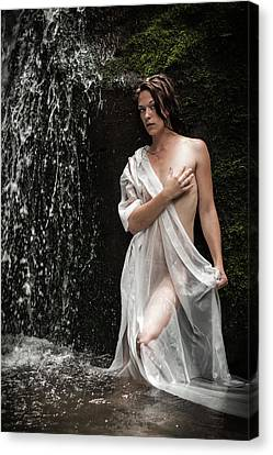 Muted Seduction Canvas Print