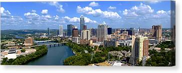 My Austin Skyline Canvas Print