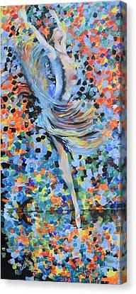My Ballerina Canvas Print