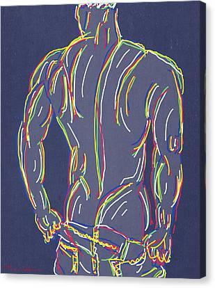 My Boy  Canvas Print by Mark Ashkenazi