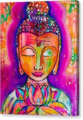 My Buddha  Canvas Print