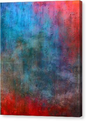 My Country Canvas Print by Julie Niemela
