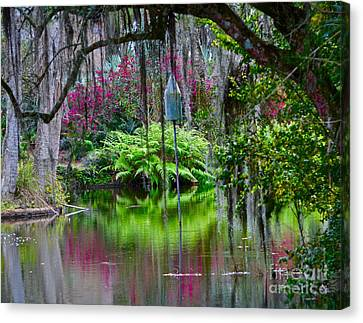 My Favorite Shire Canvas Print by Andrea Spritzer
