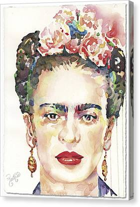 Canvas Print - My Frida by Ruth Hardie