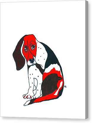 My Friend Bill Canvas Print