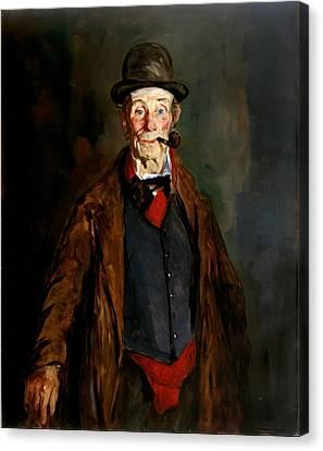 Real Experiences Canvas Print - My Friend Brien 1913 by Robert Henri