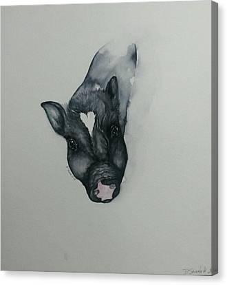 My Gideon Canvas Print