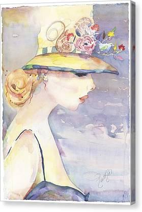 Canvas Print - My Girl by Ruth Hardie