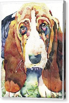 Canvas Print - My Hound by Ruth Hardie