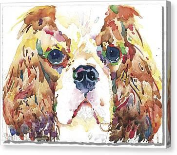 Canvas Print - My King Charles by Ruth Hardie