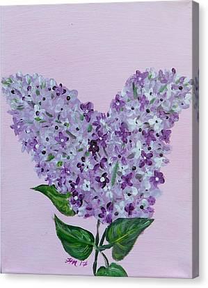 My Lilac's Canvas Print