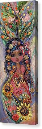 My Little Fairy Penelope Canvas Print