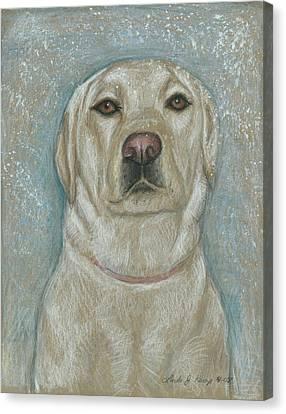 My Maggie Canvas Print by Linda Nielsen