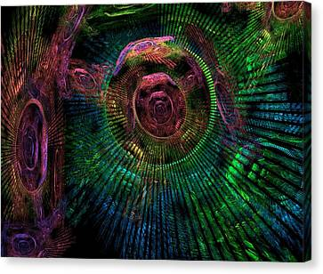 My Mind's Eye Canvas Print